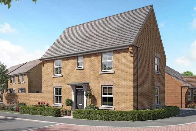 """Thumbnail Detached house for sale in """"Hadley"""" at Tweed Street, Leicester"""
