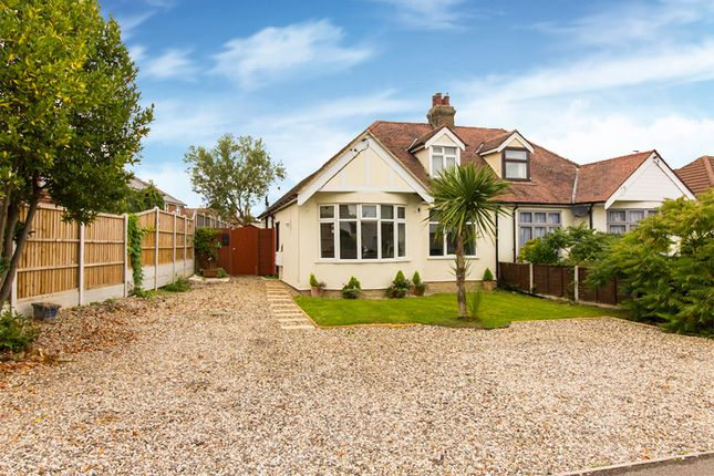Thumbnail Semi-detached bungalow for sale in Folly Lane, Hockley