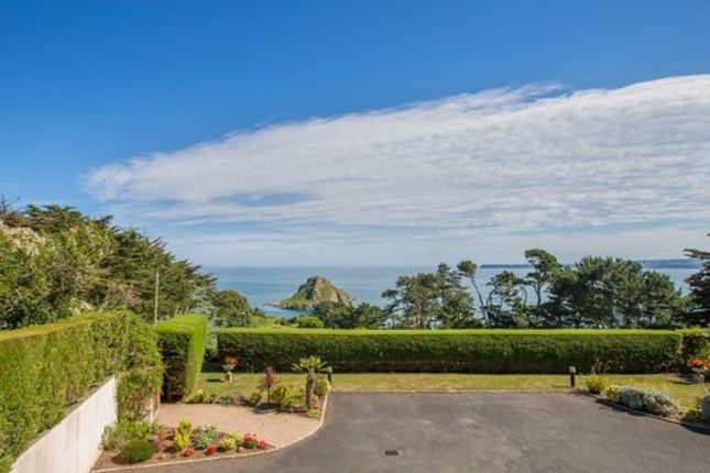Thumbnail Flat for sale in Marine Mount Ilsham Marine Drive, Torquay