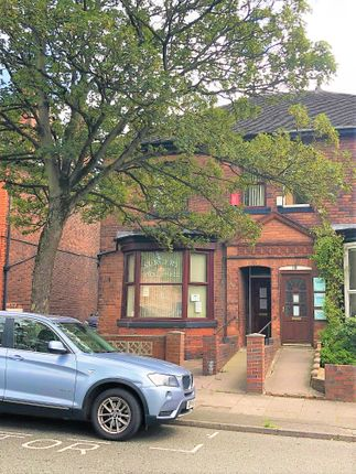 Thumbnail Office for sale in 16 Rosslyn Road, Longton, Stoke-On-Trent, Staffordshire
