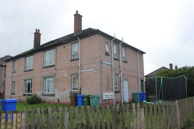 Thumbnail Flat for sale in Glenmuir Place, Ayr, South Ayrshire