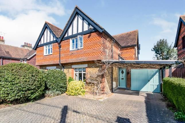 Thumbnail Semi-detached house for sale in Forge Lane, East Farleigh, Maidstone, Kent