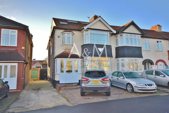 Thumbnail Property for sale in Clayhall Avenue, Clayhall, Ilford