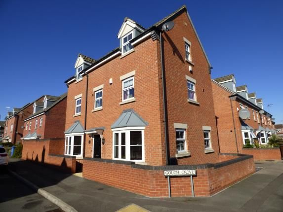 Thumbnail Detached house for sale in Gough Grove, Long Eaton, Nottingham