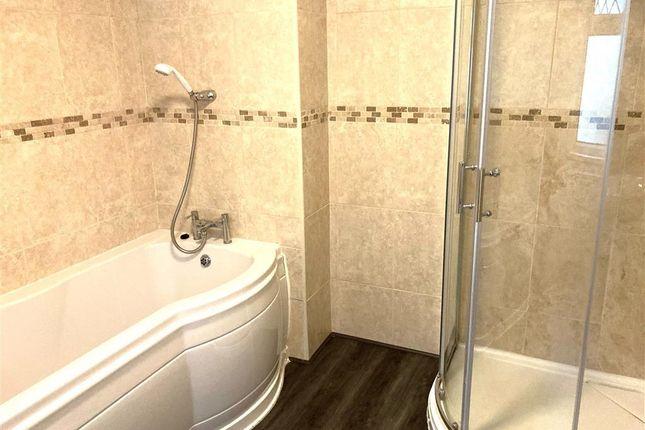 Bathroom of Park Row Gardens, Merthyr Tydfil CF47