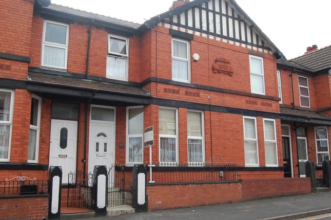 Thumbnail Terraced house for sale in Grange Road West, Prenton