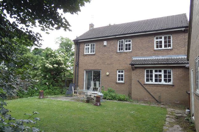 Thumbnail Detached house for sale in Park Lane Mews, Roundhay Park Lane, Leeds
