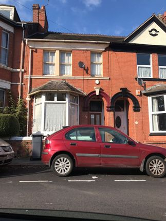 Thumbnail Terraced house to rent in Park Terrace, Stoke On Trent, Tunstall