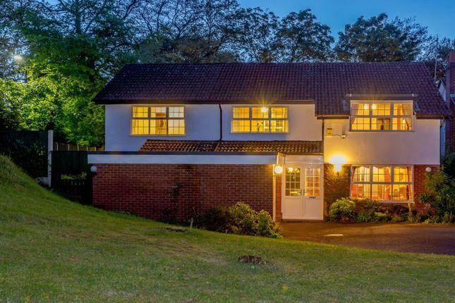 Thumbnail Detached house for sale in Carpenter Road, Edgbaston, Birmingham