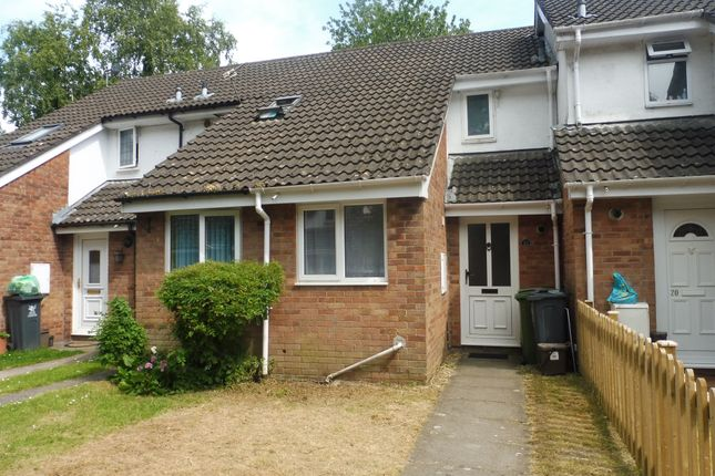 Thumbnail Terraced house for sale in The Dell, St. Mellons, Cardiff