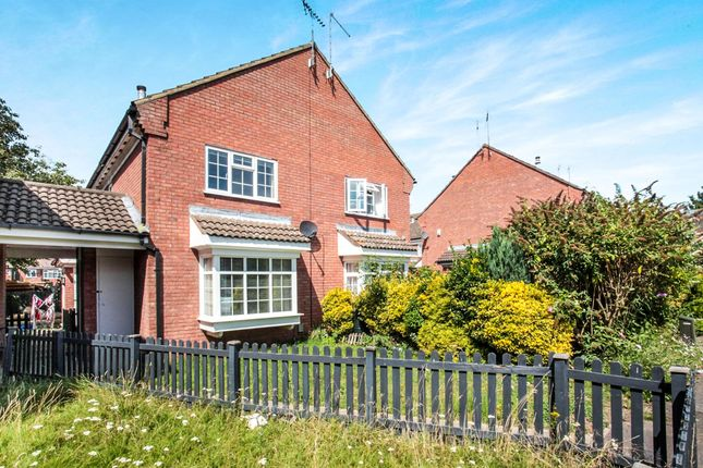 Thumbnail Property for sale in Howard Close, Luton