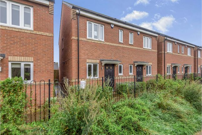 2 bed semi-detached house for sale in Shropshire Close, Walsall WS2