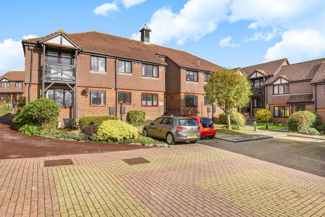 Thumbnail Flat for sale in Windlesham, Surrey