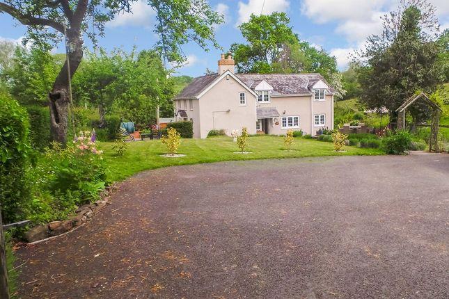Thumbnail Cottage for sale in Llandegveth, Newport