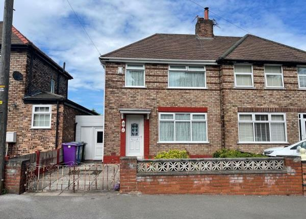 3 bed semi-detached house for sale in 87 Glendevon Road, Childwall, Liverpool L16