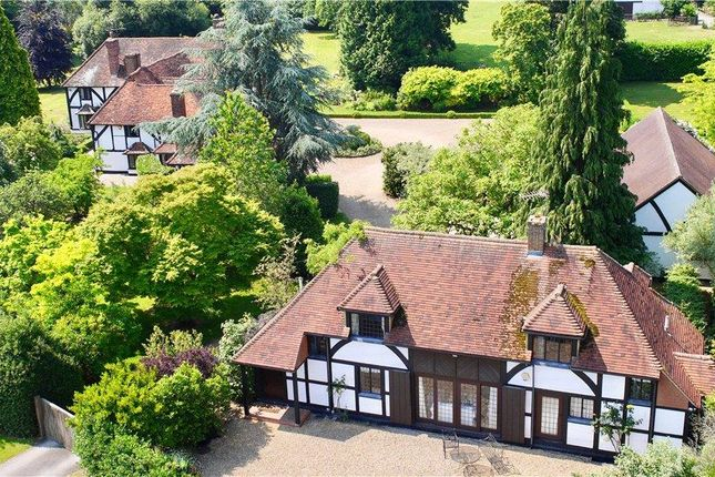 Thumbnail Detached house for sale in Steep Hill, Chobham, Woking, Surrey