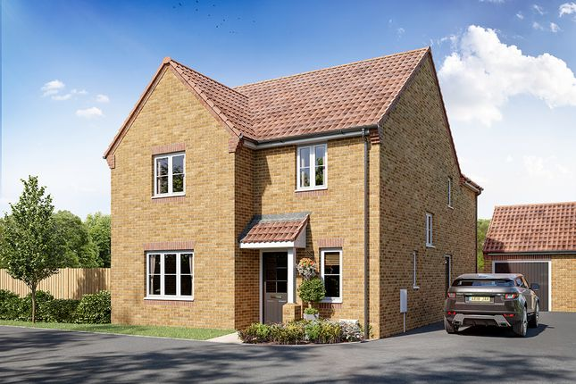 4 bed detached house for sale in Cromwell Fields, Upwood Road, Bury PE26
