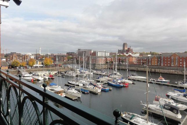 Thumbnail Flat to rent in South Ferry Quay, Liverpool