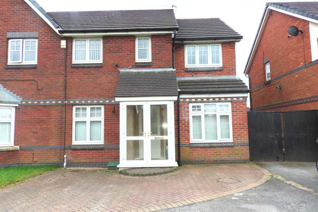 Thumbnail Semi-detached house for sale in Viola Close, Kirkby, Liverpool