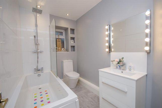 Bathroom of Ashcombe Crescent, Warmley, Bristol BS30