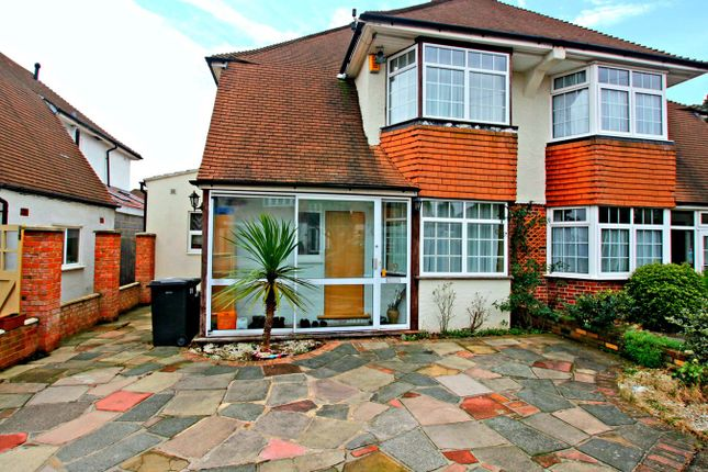 Thumbnail Semi-detached house for sale in The Grange, Croydon