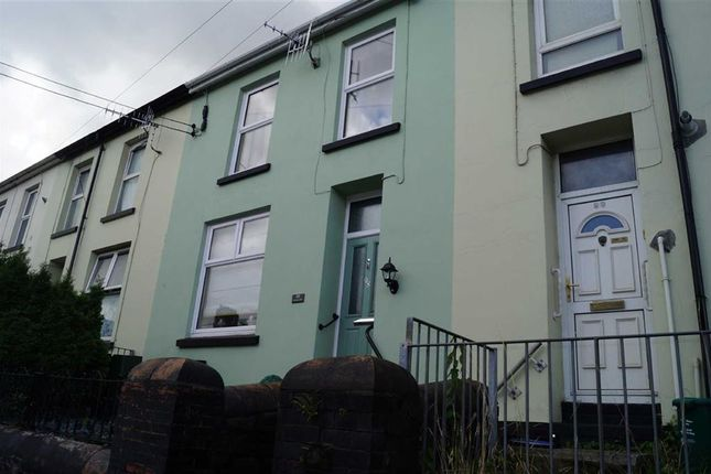 Terraced house for sale in Park View Terrace, Abercwmboi, Aberdare