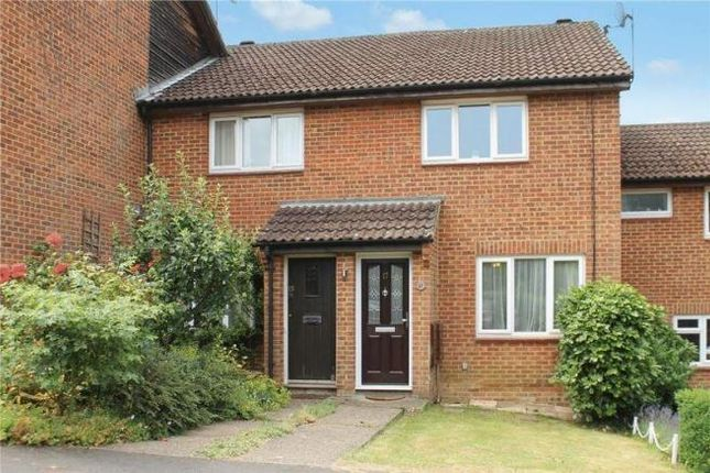 Thumbnail Terraced house to rent in Speedwell Close, Guildford