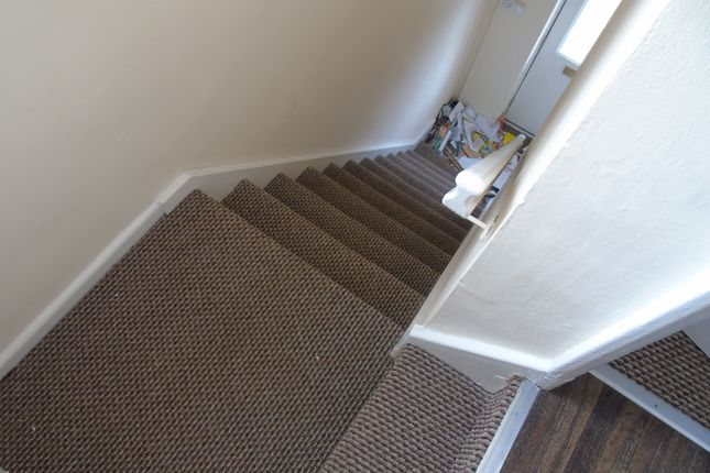 Stairs of Weardale Crescent, Tow Law, Bishop Auckland DL13