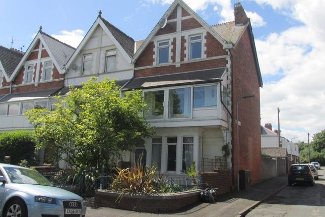 Thumbnail Semi-detached house to rent in The Parade, Barry