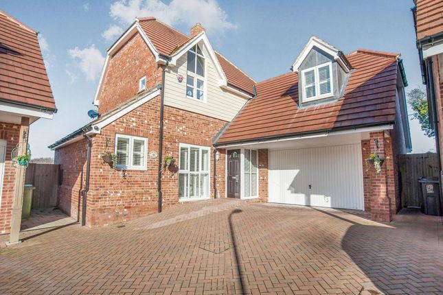 Thumbnail Detached house for sale in Westwood Close, Lenham, Maidstone