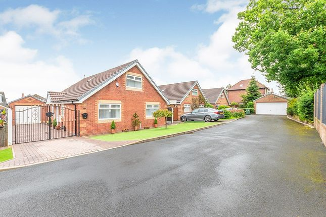 Thumbnail Detached house for sale in Marian Drive, Rainhill, Prescot, Merseyside
