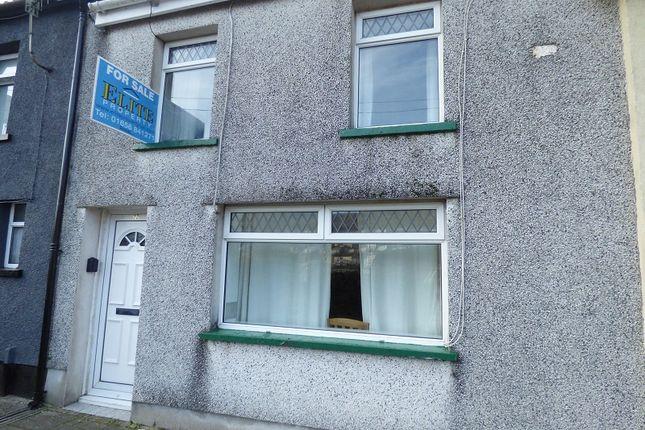 Thumbnail Property for sale in Nantymoel Row, Nantymoel, Bridgend.