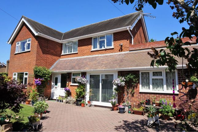 Thumbnail Detached house for sale in Pinfold Lane, Wheaton Aston