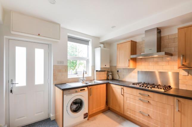 Kitchen of Chatsworth Terrace, Newstead Village, Nottingham, Nottinghamshire NG15