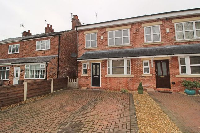 3 bed mews house to rent in Hockley Paddock, Park Lane, Poynton, Stockport SK12