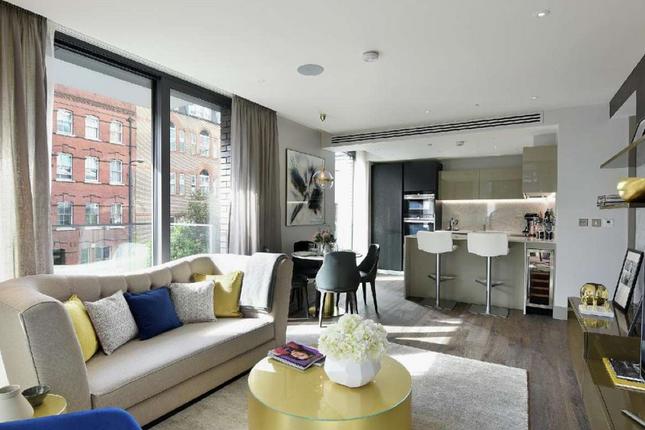 Thumbnail Flat for sale in Perilla House, Goodman's Fields Development, Leman Street, Aldgate, London