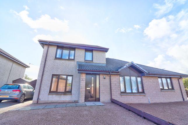 Thumbnail Semi-detached house for sale in Lingbank Terrace, Peterhead