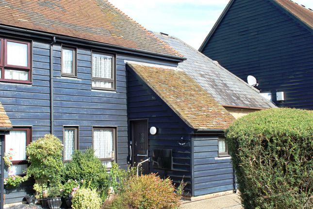 Thumbnail Mews house for sale in Norton Hall Farm, Norton Road, Letchworth Garden City