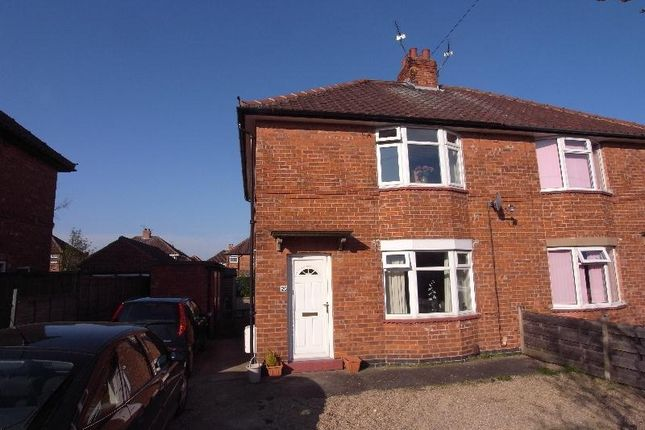 Thumbnail Semi-detached house to rent in Gower Road, York
