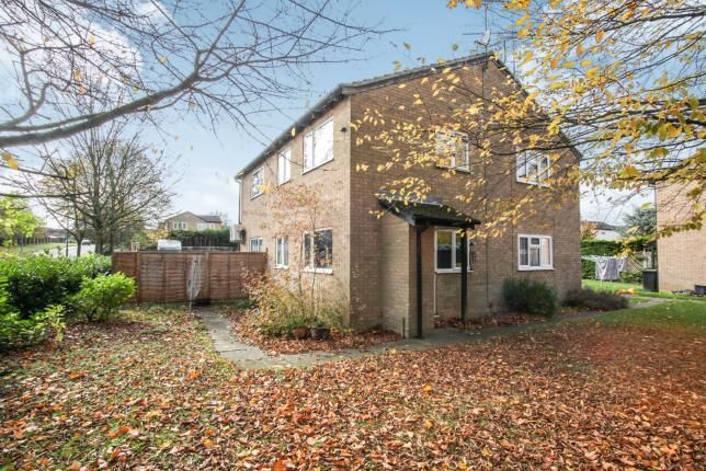 1 bed end terrace house for sale in Sorrel Close, Luton, Bedfordshire, Barton Hills