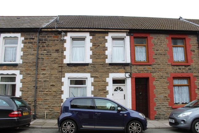 Thumbnail Terraced house to rent in Eileen Place, Treherbert