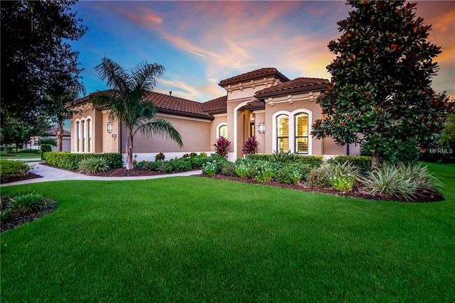 Thumbnail Property for sale in 14605 Newtonmore Ln, Lakewood Ranch, Florida, 34202, United States Of America