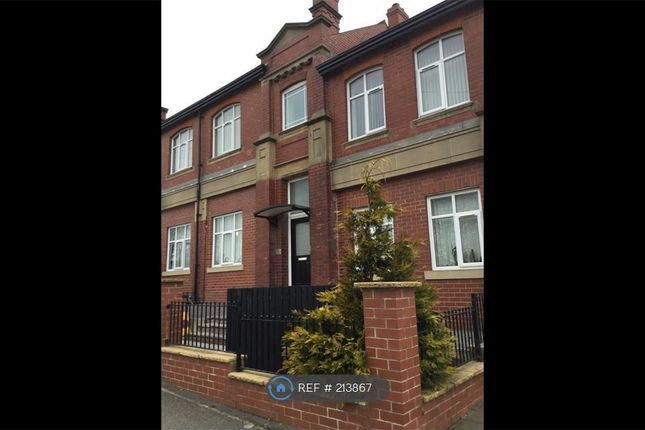 Thumbnail Flat to rent in Fretson Road South, Sheffield