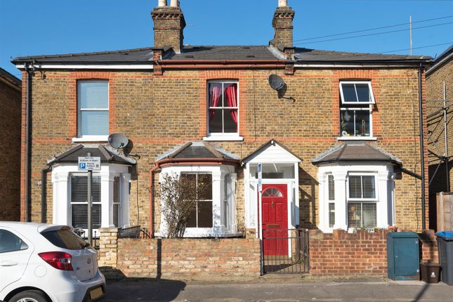 Thumbnail 4 bed terraced house to rent in Alfred Road, Kingston Upon Thames