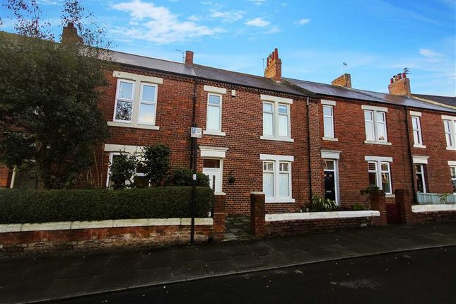 Thumbnail Terraced house to rent in Beanley Crescent, Tynemouth, Tyne And Wear