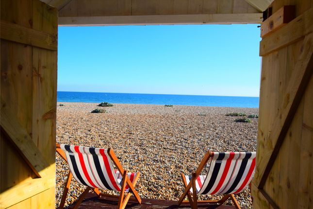 Beach of Beach Hut, Bexhill-On-Sea, East Sussex TN40