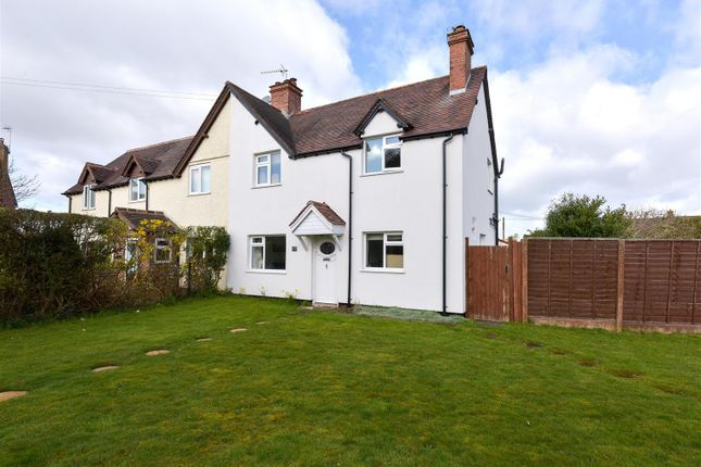 Thumbnail Semi-detached house for sale in Belbroughton Road, Clent, Stourbridge