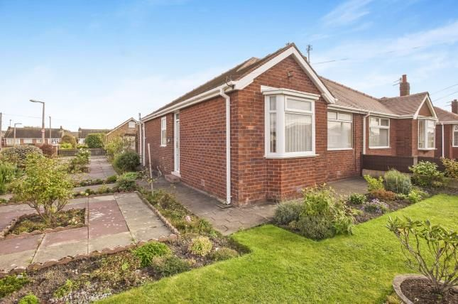 Thumbnail Bungalow for sale in Ringway, Thornton-Cleveleys, .