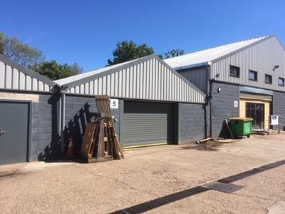 Thumbnail Light industrial to let in Unit 5, Coles Yard, Bethersden, Ashford, Kent