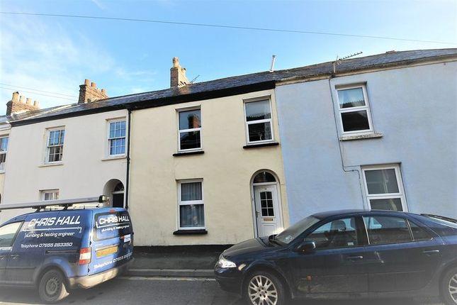 4 bed property to rent in Trinity Street, Barnstaple EX32